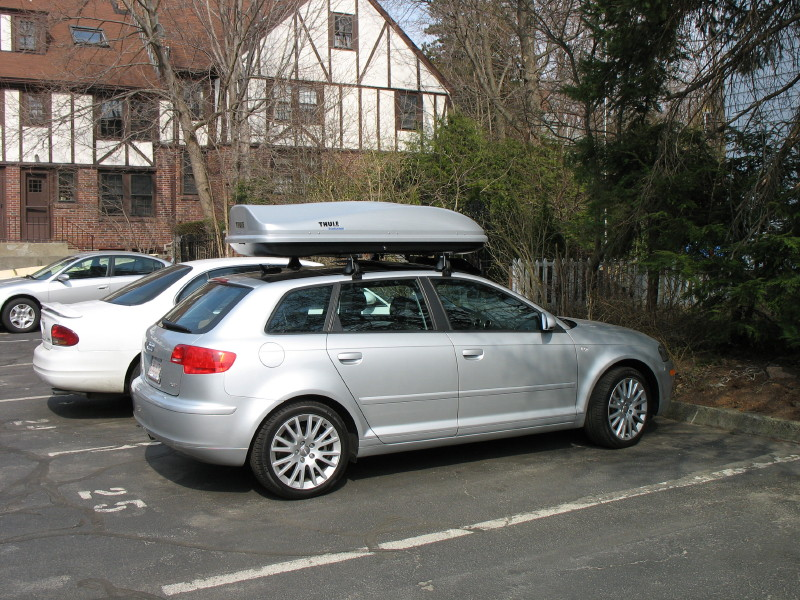 How Large Of A Roof Mounted Cargo Box Thule Etc Can One